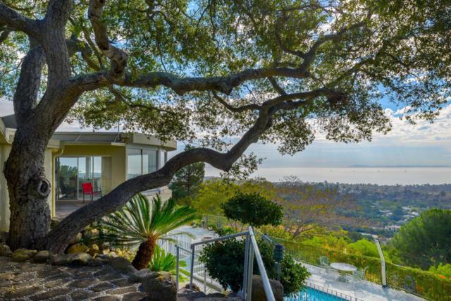 1508 E Mountain Dr, Montecito, CA 93108 (MLS #17-3825) :: The Zia Group