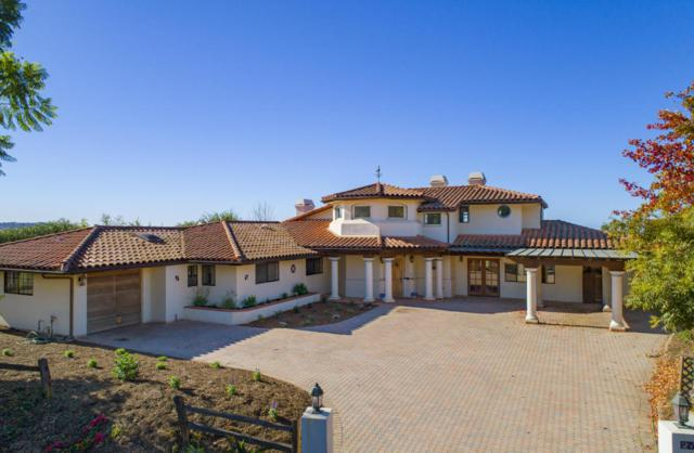 25 Northridge Rd, Santa Barbara, CA 93105 (MLS #17-3889) :: The Zia Group