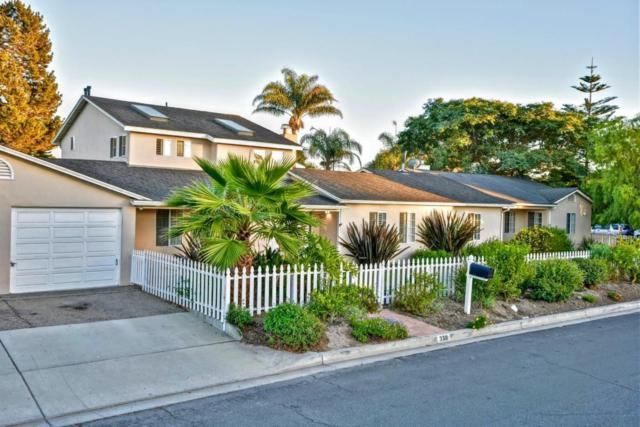 330 Mohawk Rd, Santa Barbara, CA 93109 (MLS #17-3901) :: The Zia Group