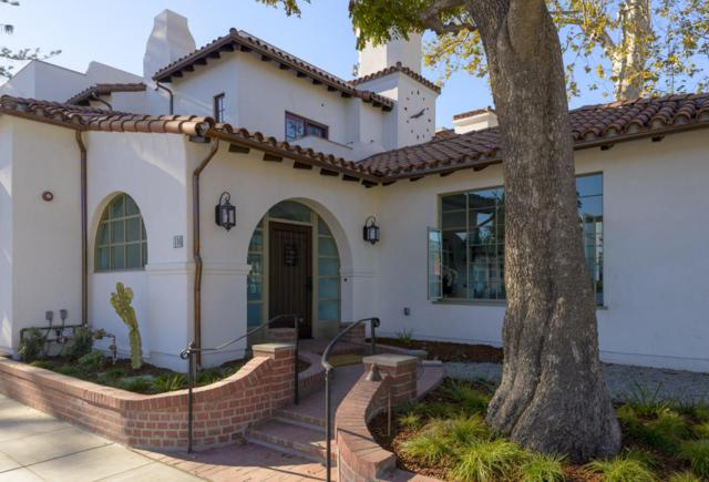 116 W Yanonali St, Santa Barbara, CA 93101 (MLS #17-3913) :: The Zia Group