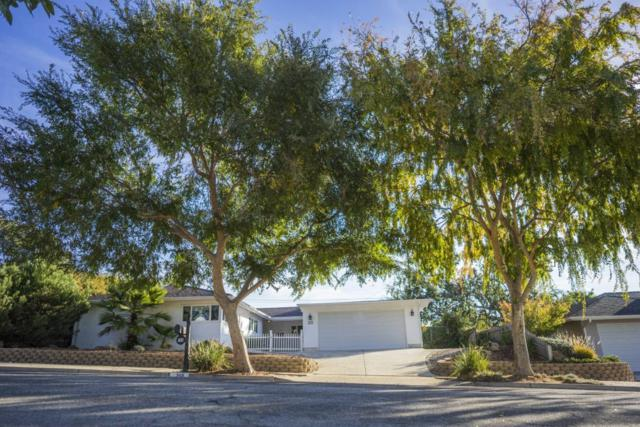 368 El Gaucho Rd, Santa Barbara, CA 93111 (MLS #17-3916) :: The Epstein Partners