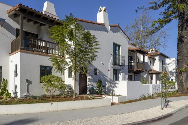118 W Yanonali St, Santa Barbara, CA 93101 (MLS #17-3924) :: The Zia Group