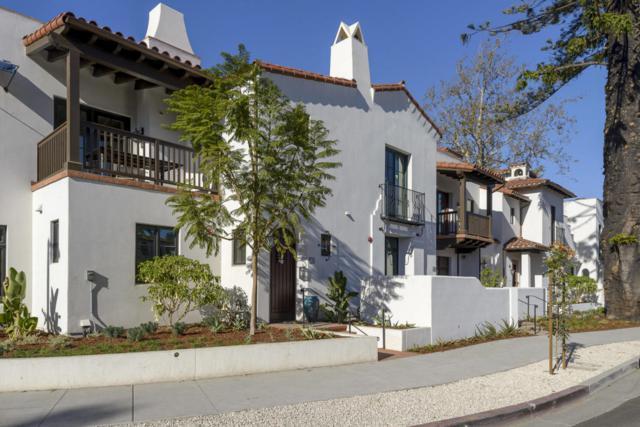 118 W Yanonali St, Santa Barbara, CA 93101 (MLS #17-3924) :: The Epstein Partners