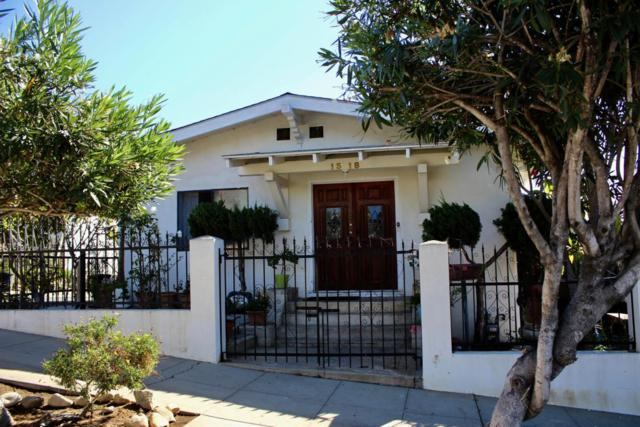 1318 Carpinteria St, Santa Barbara, CA 93103 (MLS #17-3935) :: The Zia Group