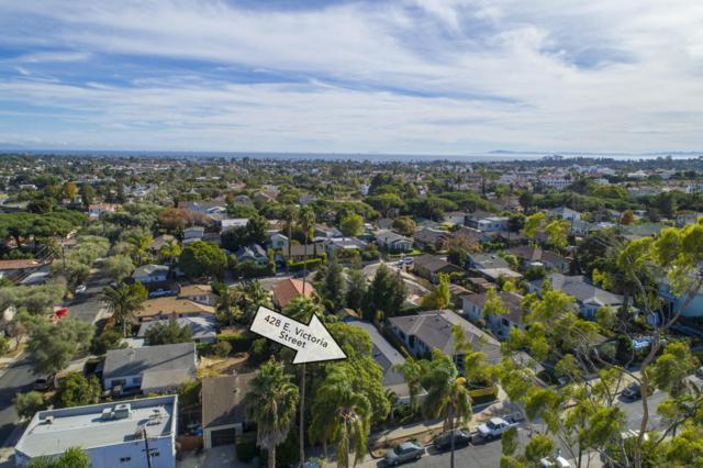 428 E Victoria, Santa Barbara, CA 93101 (MLS #17-3954) :: The Epstein Partners