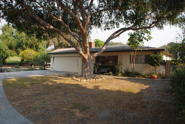 64 Valdivia Dr, Santa Barbara, CA 93110 (MLS #17-3957) :: The Epstein Partners
