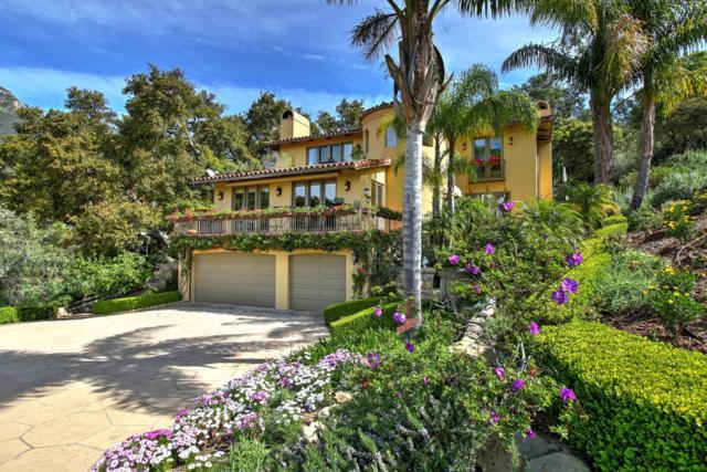 2931 Hidden Valley Ln, Santa Barbara, CA 93108 (MLS #17-903) :: The Zia Group