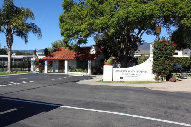 333 Old Mill Rd #280, Santa Barbara, CA 93110 (MLS #17-91) :: The Epstein Partners