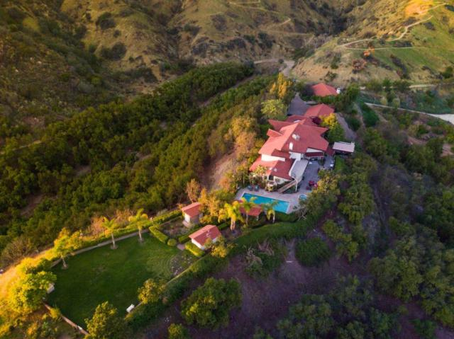 1605 Daly Rd, Ojai, CA 93023 (MLS #18-1019) :: The Zia Group