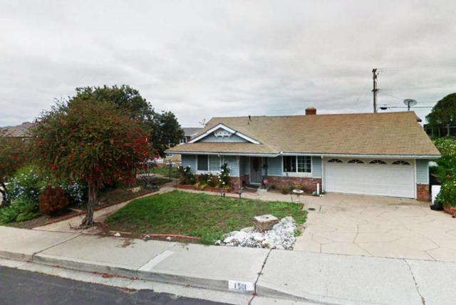 1501 Berkeley Dr, Lompoc, CA 93436 (MLS #18-1027) :: The Epstein Partners