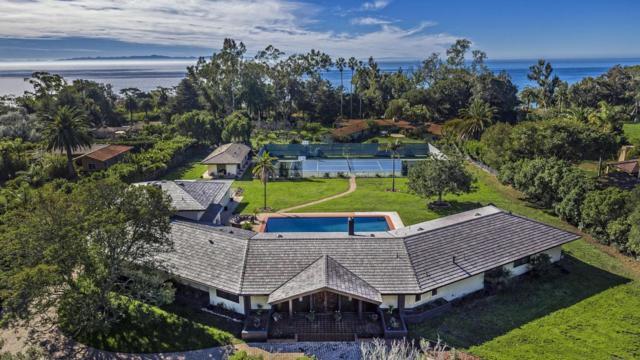 4141 Mariposa Dr, Santa Barbara, CA 93110 (MLS #18-1033) :: The Zia Group