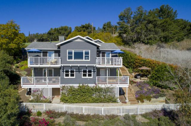 2206 Calle Culebra, Summerland, CA 93067 (MLS #18-1036) :: The Epstein Partners