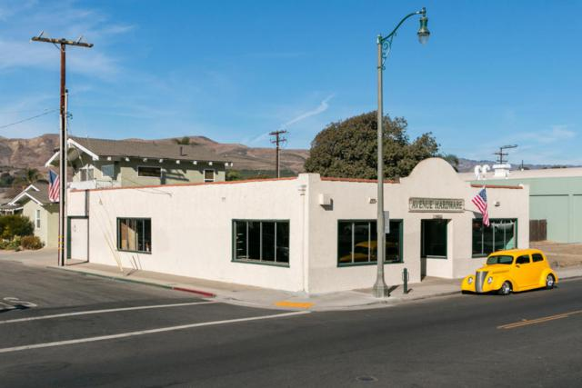 481 N Ventura Ave, Ventura, CA 93001 (MLS #18-105) :: The Zia Group
