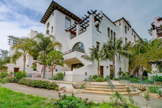 401 Chapala St #215, Santa Barbara, CA 93101 (MLS #18-1058) :: Chris Gregoire & Chad Beuoy Real Estate
