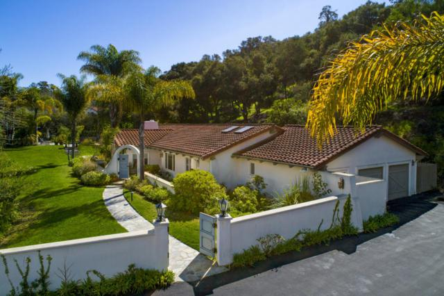 4629 Via Cayente, Santa Barbara, CA 93110 (MLS #18-1081) :: Chris Gregoire & Chad Beuoy Real Estate