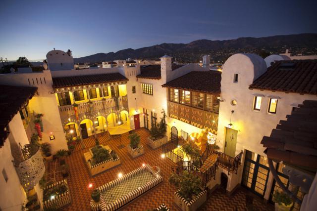 531 Chapala St C, Santa Barbara, CA 93101 (MLS #18-1094) :: The Epstein Partners