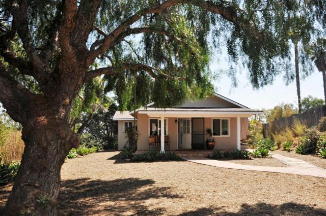 4399 La Paloma Ave, Santa Barbara, CA 93105 (MLS #18-1108) :: The Zia Group
