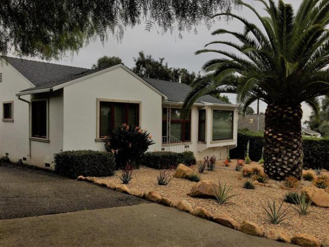 510 Miramonte Dr, Santa Barbara, CA 93109 (MLS #18-111) :: The Zia Group
