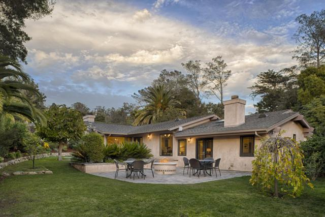 1215 Cima Linda Ln, Santa Barbara, CA 93108 (MLS #18-112) :: The Epstein Partners