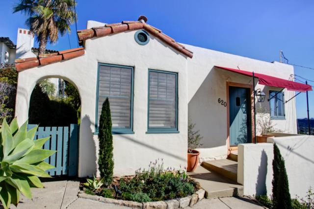 620 Sierra St, Santa Barbara, CA 93103 (MLS #18-1122) :: The Zia Group