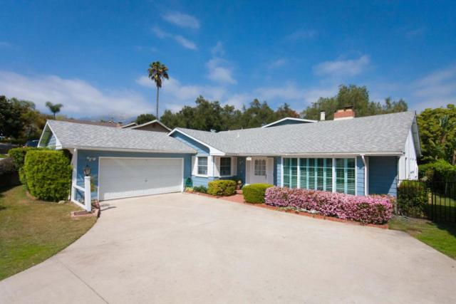 508 Foxen Dr, Santa Barbara, CA 93105 (MLS #18-1123) :: The Zia Group