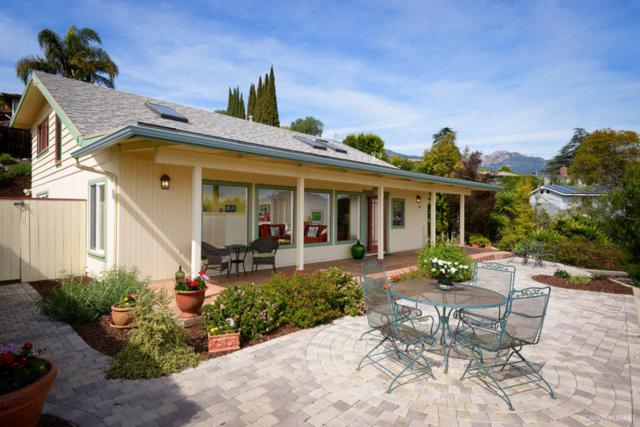 2776 Exeter Pl, Santa Barbara, CA 93105 (MLS #18-1129) :: The Zia Group