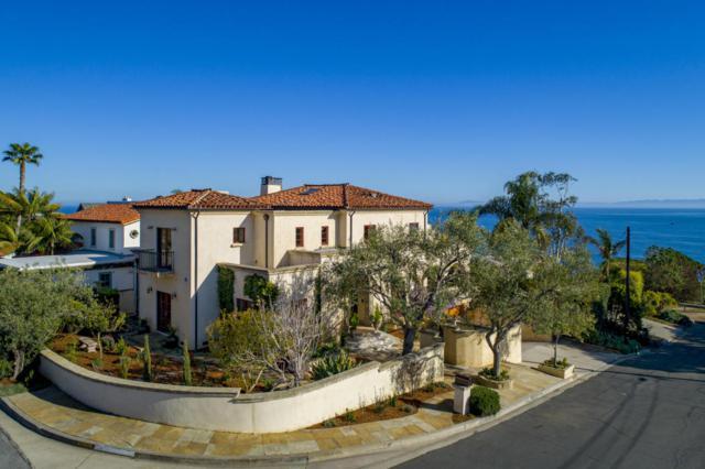 18 Oliver Rd, Santa Barbara, CA 93109 (MLS #18-1142) :: The Zia Group