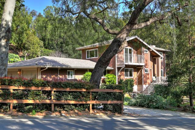 1100 Mission Canyon Rd, Santa Barbara, CA 93105 (MLS #18-1148) :: The Zia Group