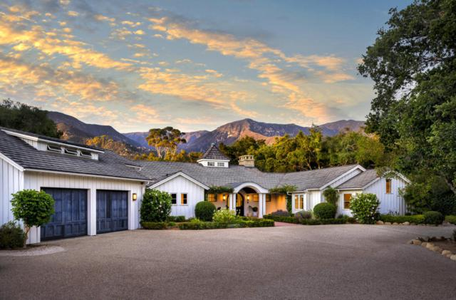 645 El Bosque Rd, Montecito, CA 93108 (MLS #18-1176) :: The Zia Group