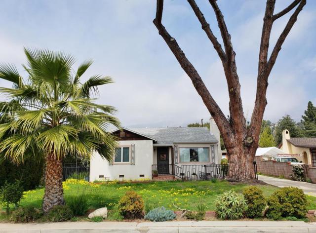 2910 Puesta Del Sol, Santa Barbara, CA 93105 (MLS #18-1186) :: The Zia Group