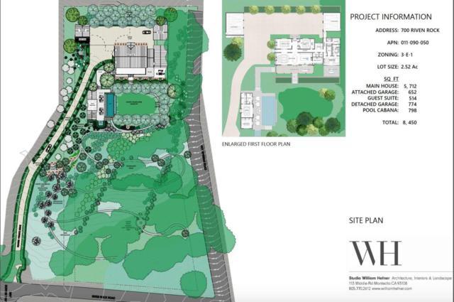 700 Riven Rock Rd, Montecito, CA 93108 (MLS #18-1201) :: The Zia Group