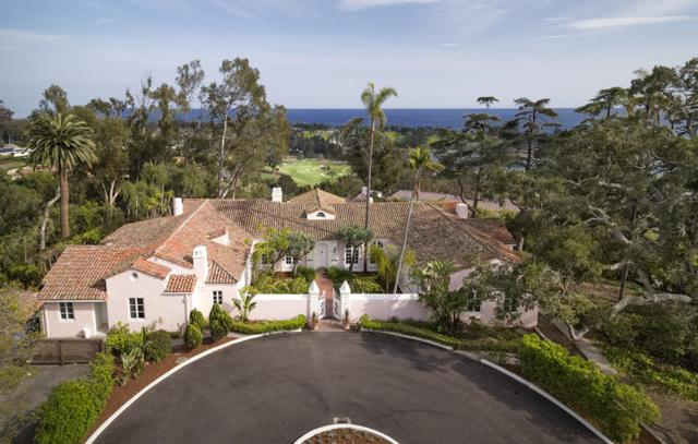 841 Cima Linda Ln, Santa Barbara, CA 93108 (MLS #18-1208) :: The Epstein Partners