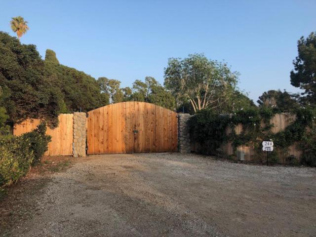 258 Puente Dr, Santa Barbara, CA 93110 (MLS #18-1218) :: The Epstein Partners