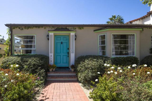 410 Orilla Del Mar Dr, Santa Barbara, CA 93103 (MLS #18-1230) :: The Epstein Partners