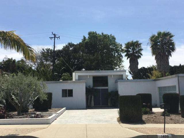 1409 Portesuello Ave, Santa Barbara, CA 93105 (MLS #18-1234) :: The Zia Group