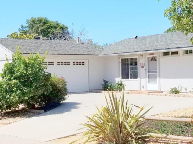 211 Winchester Dr, Goleta, CA 93117 (MLS #18-1248) :: The Epstein Partners
