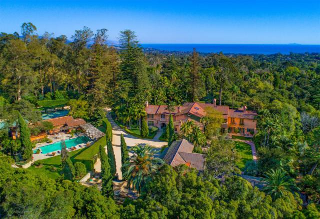 888 Cold Springs Rd, Montecito, CA 93108 (MLS #18-1251) :: The Epstein Partners