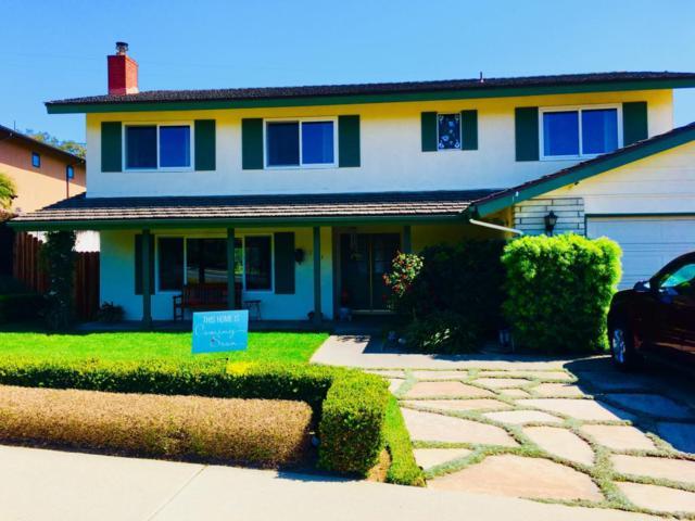 1333 Crestline Dr, Santa Barbara, CA 93105 (MLS #18-1262) :: The Zia Group
