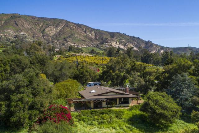 4506 Foothill Rd, Carpinteria, CA 93013 (MLS #18-1275) :: The Zia Group