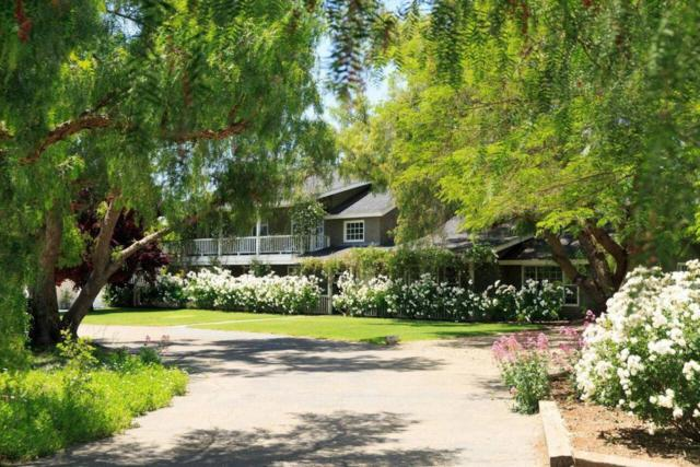 3131 Calkins Rd, Los Olivos, CA 93441 (MLS #18-1285) :: The Epstein Partners