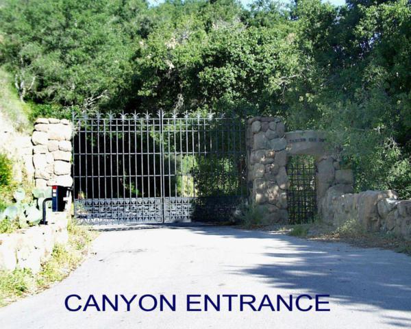 1540 N Ontare Rd, Santa Barbara, CA 93105 (MLS #18-129) :: The Epstein Partners