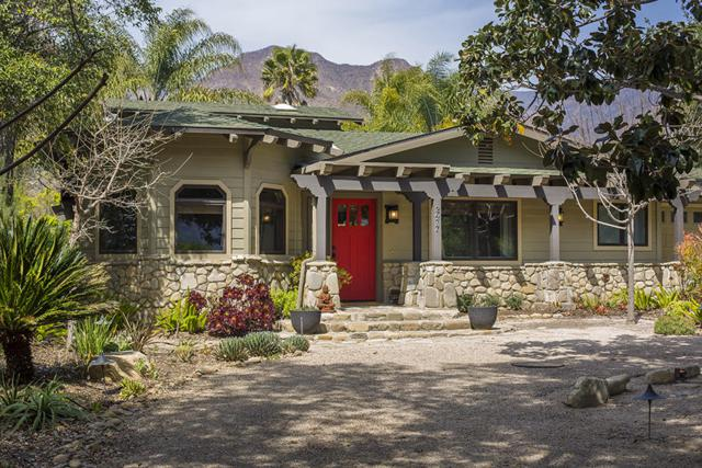 2477 Fordyce Rd, Ojai, CA 93023 (MLS #18-1300) :: The Zia Group