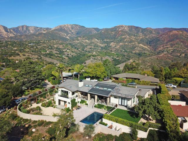 20 Las Alturas Cir, Santa Barbara, CA 93103 (MLS #18-131) :: The Zia Group