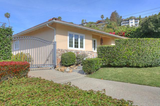 1865 Barker Pass Rd, Santa Barbara, CA 93108 (MLS #18-1321) :: The Zia Group