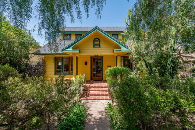 405 E Sola St, Santa Barbara, CA 93101 (MLS #18-1323) :: The Epstein Partners