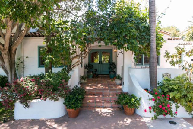 1911 Laguna St, Santa Barbara, CA 93101 (MLS #18-1325) :: The Epstein Partners