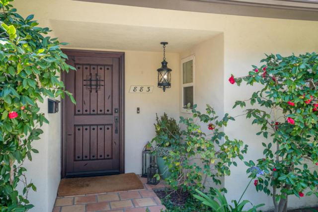 883 Cieneguitas Rd, Santa Barbara, CA 93110 (MLS #18-1329) :: The Zia Group
