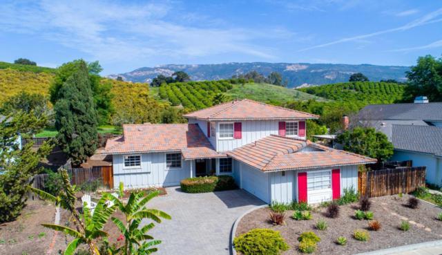 6536 Camino Venturoso, Goleta, CA 93117 (MLS #18-1330) :: The Epstein Partners