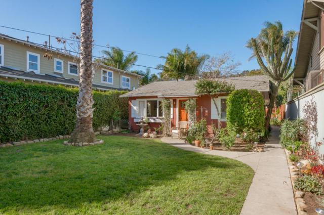1225 Chino St, Santa Barbara, CA 93101 (MLS #18-1333) :: The Epstein Partners