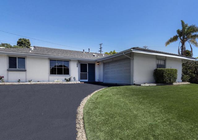 1608 Payeras St, Santa Barbara, CA 93109 (MLS #18-1371) :: The Zia Group
